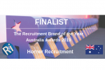 RI Awards - Finalist - The Recruitment Brand of the Year 2019