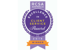RCSA Excellence in Client Service Award